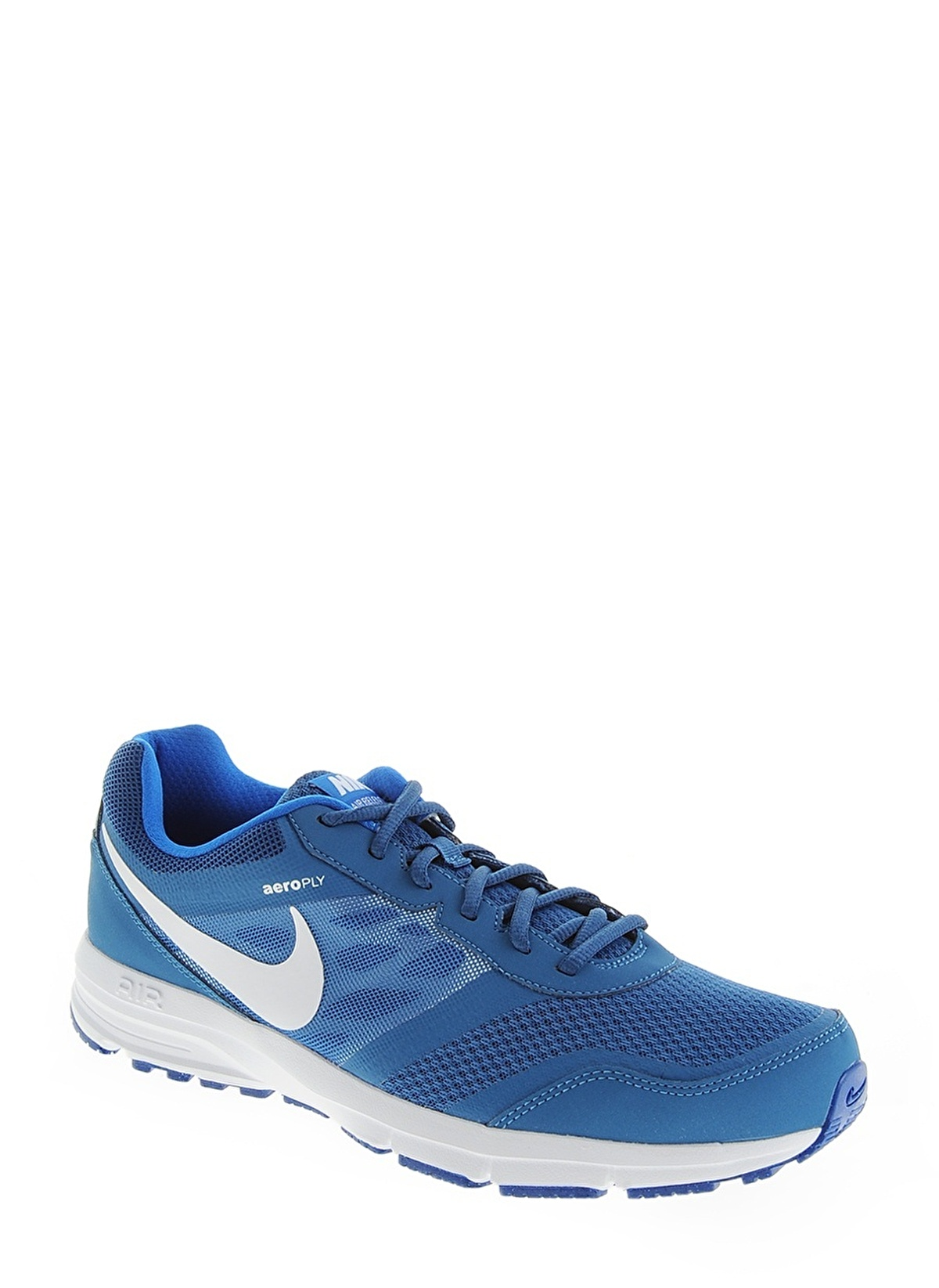 c604ff0edff45 Nike Erkek Air Relentless 4 Msl Brigade Blue White-Soar